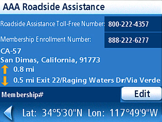 Aaa Travel Toll Free Number
