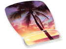 3M Mouse Pad with Gel Wrist Rest, Sunrise, B0013C7K1Q