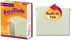 FasTab Hanging Folders 64082