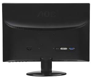 AOC e2752Vh 27-Inch Class Slim 2ms LED Monitor