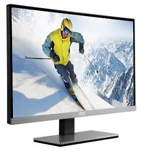 AOC i2367Fh 23-Inch Class UltraSlim Widescreen IPS LED Monitor