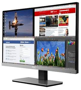AOC i2367Fh 23-Inch Class UltraSlim Widescreen IPS LED Monitor