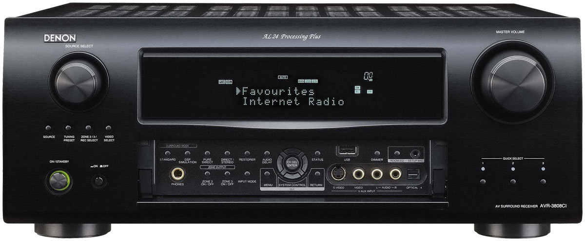 Receiver Shutting off at High Volume - AVS Forum | Home