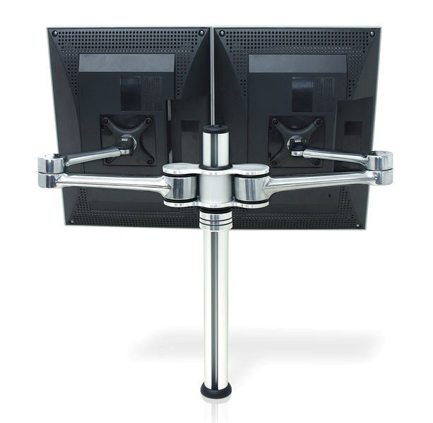 Amazoncom Atdec VFATD Dual Display Desk Mount up to 27 and
