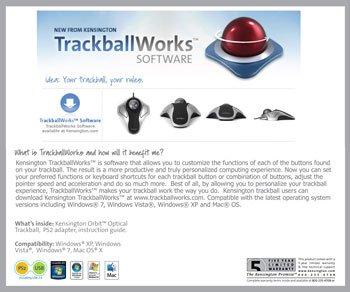 Kensington Trackballs