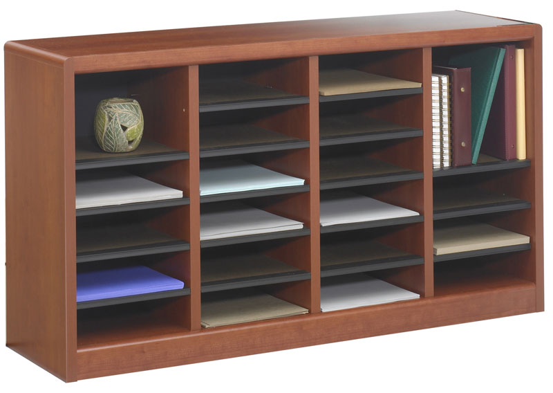 Superior Modern Wood Organizer