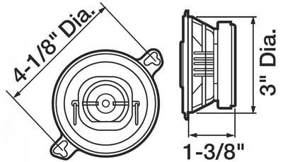Amazon.com: Pioneer TS-A878 3 1/2 Inch 2-Way Speakers: Car Electronics