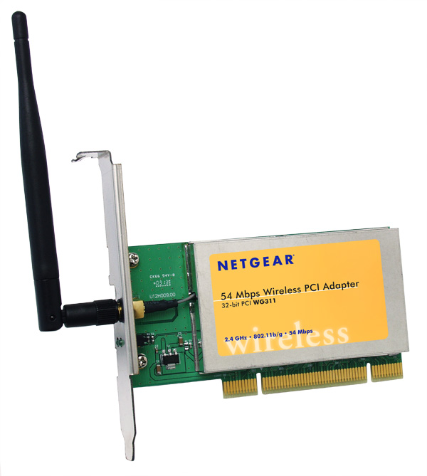 Netgear wg311v3 802. 11g wireless pci adapter full download.