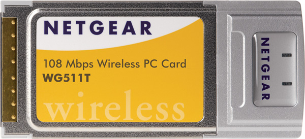 NETGEAR WG511T NETWORK CARD WIRELESS DRIVER FOR PC