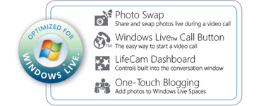 Microsoft LifeCam VX-1000 B000GE9XQ2 optimized