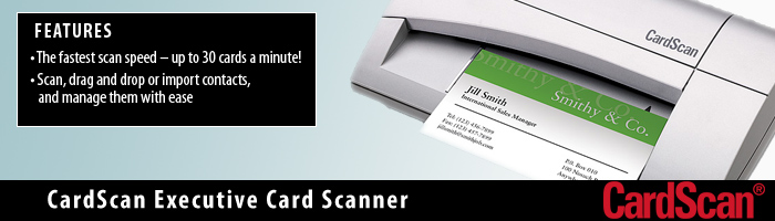 Amazon cardscan executive v8 card scanner electronics saving time capturing business cards is only the beginning reheart Images