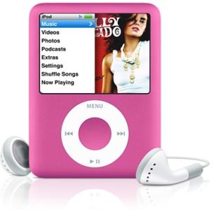 Amazon.com: Apple iPod nano 8 GB Pink (3rd Generation) (Discontinued