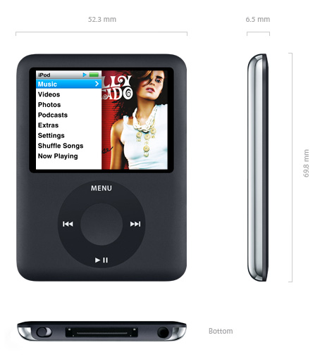 Amazon.com: Apple iPod nano 8 GB Purple (5th Generation .