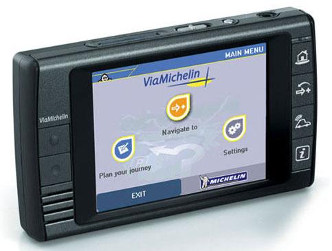 viamichelin x 930 3 5 inch portable gps navigator cell phones accessories. Black Bedroom Furniture Sets. Home Design Ideas