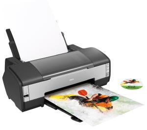 Amazon.com: Epson Stylus Photo 1400 Wide-Format Color Inkjet ...