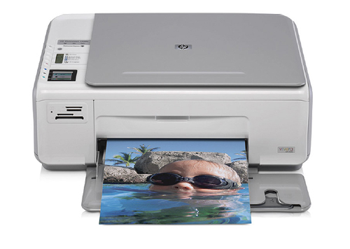 HP Photosmart C4200 C4280 All-In-One Inkjet Printer