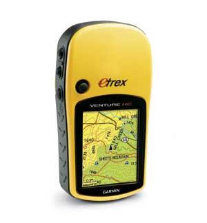 Продам Туристический GPS навигатор Garmin eTrex Venture HC ref в Новосибирске.