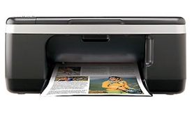 Amazon.com: HP Deskjet F4180 All-in-One Printer/Scanner ...