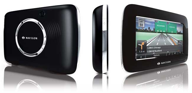 navigon 7100 4 3 inch portable gps navigator. Black Bedroom Furniture Sets. Home Design Ideas
