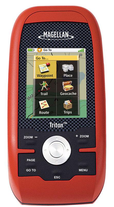 Amazon.com: Magellan Triton 400 Waterproof Hiking GPS