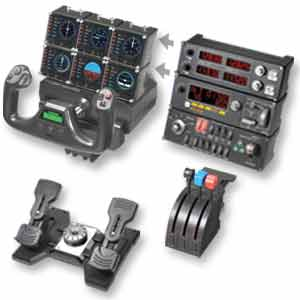 Configure your cockpit any way you see fit