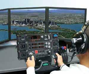 sansui  Saitek PC Pro Flight Instrument Panel B000VLNXRU2