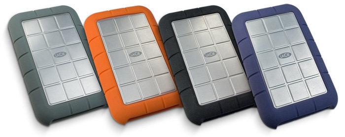 LaCie Rugged All-Terrain 301290 250 GB USB 2.0 Portable Hard Disk