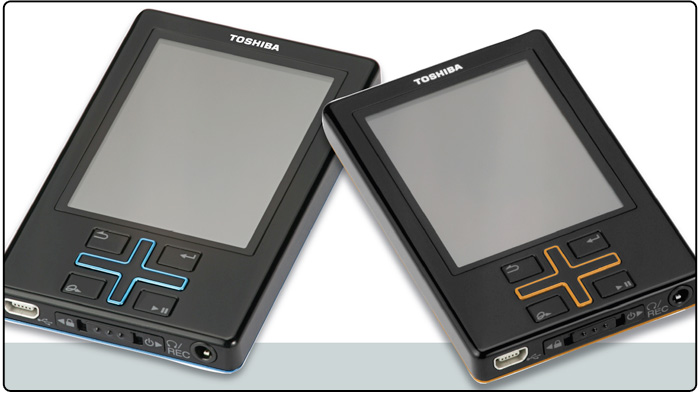 amazon com toshiba met400 or gigabeat 4 gb portable media player rh home amazon com Toshiba Gigabeat F10 Toshiba Gigabeat S30
