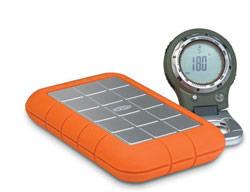 LaCie Rugged All-Terrain 320 GB 7200 RPM FireWire 800/FireWire 400/USB 2.0