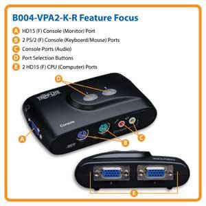 B004-VPA2-K-R Feature Focus