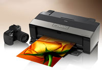 Amazon.com: Epson Stylus Photo R1900 impresora Gran Formato ...