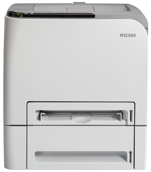 Ricoh Aficio SP C220N Color Laser Printer