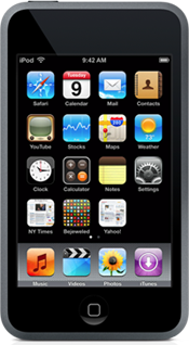 Ipod pdf touch to