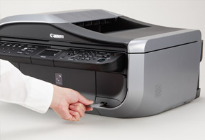 canon mx850 software