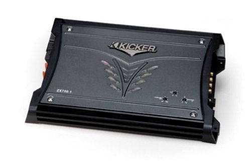 Amazon.com: Kicker 08ZX7501 Class D Mono Subwoofer