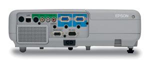 Epson PowerLite 83+ Business Projector (XGA Resolution 1024x768)