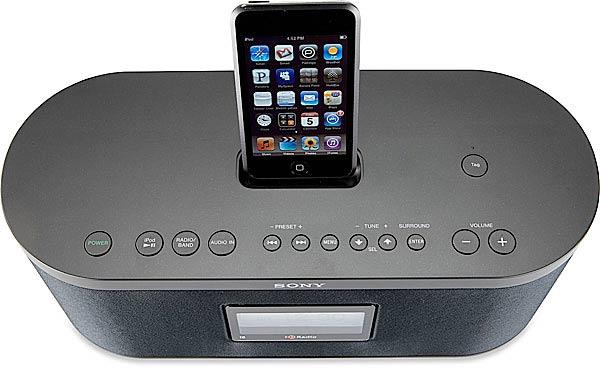 amazon com sony xdr s10hdip hd radio with dock for ipod iphone rh amazon com sony xdr-s10hdip manual pdf Sony XDR-S10HDiP HD Radio
