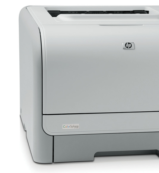 HP Color LaserJet CP1215 Printer