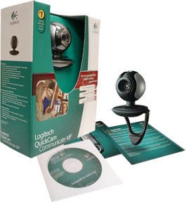 LOGITECH S5500 QUICKCAM DOWNLOAD DRIVER
