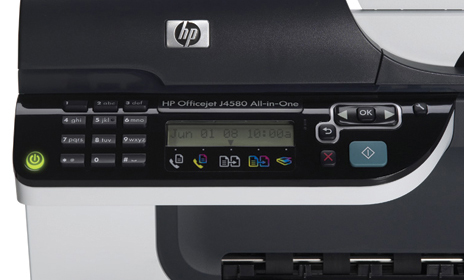 how to connect wifi to hp officejet 4620