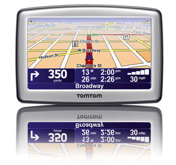 tomtom xl 330 4 3 inch widescreen portable gps navigator electronics. Black Bedroom Furniture Sets. Home Design Ideas