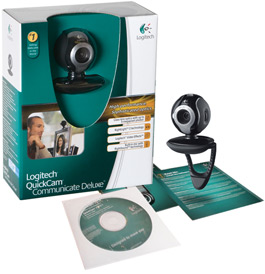 QUICKCAM COMMUNICATE DELUXE WINDOWS VISTA DRIVER DOWNLOAD