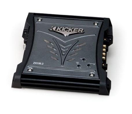 Amazon.com: Kicker 08ZX1502 2X75-Watt Stereo Amplifier