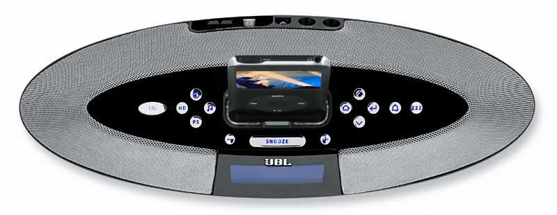 jbl on time 400ihd high performance speaker. Black Bedroom Furniture Sets. Home Design Ideas