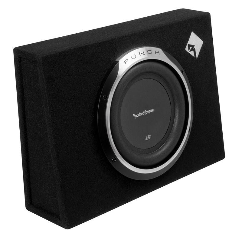 Amazon.com: Rockford Fosgate Punch P3L-S10 Shallow Single