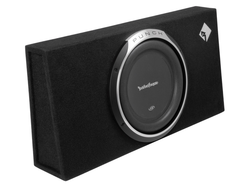 Amazon.com: Rockford Fosgate Punch P3L-S12 Shallow Single