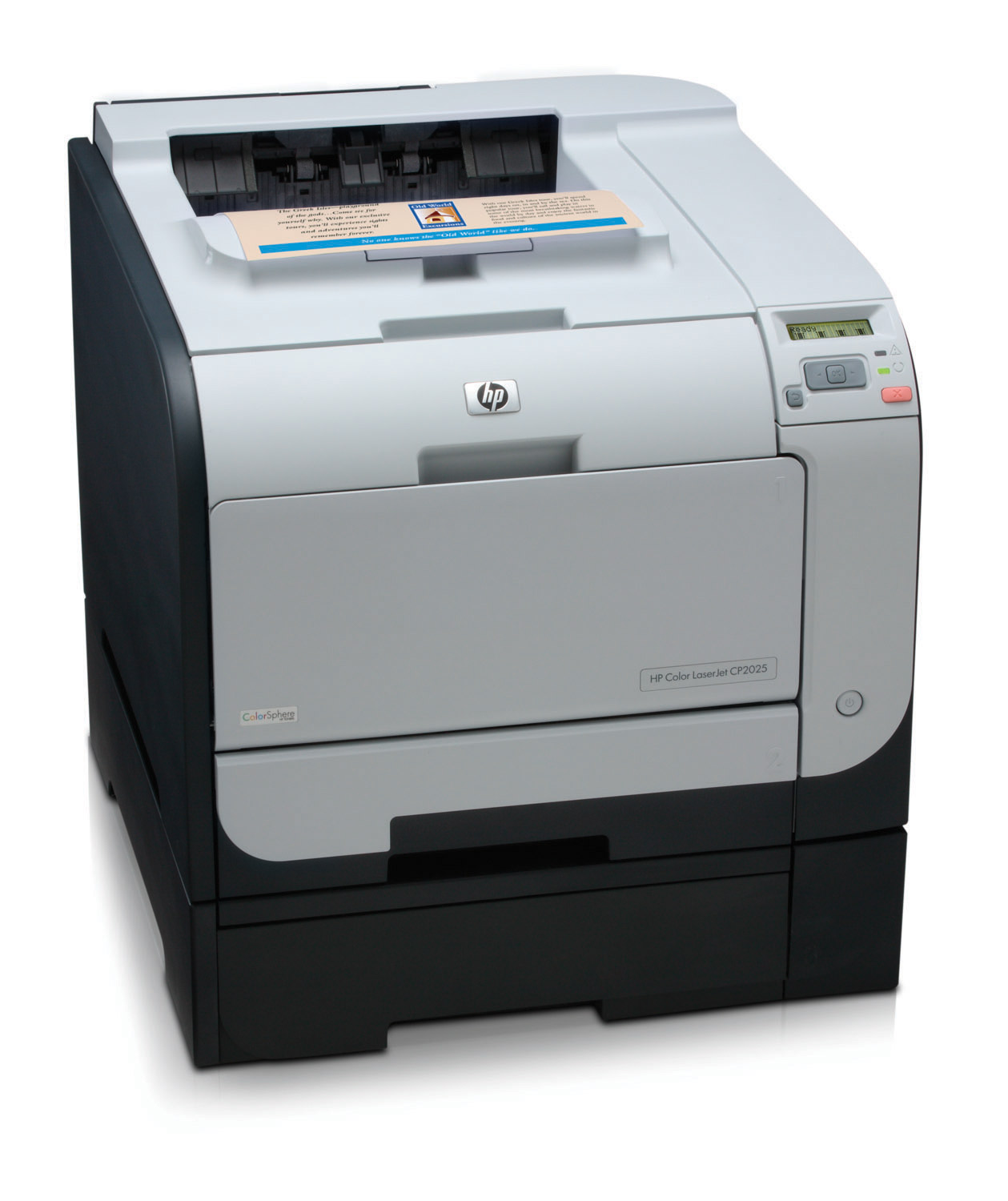 Color printers laser - Hp Color Laserjet Cp2025x Printer