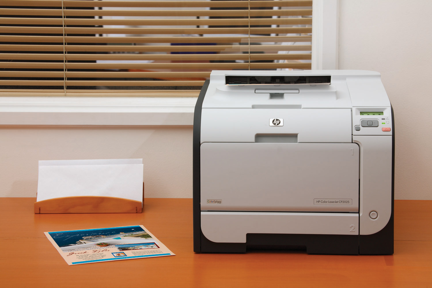 Color printing quality - Hp Laserjet Cp2025dn Printer