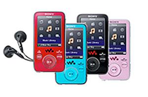 amazon com sony 4 gb walkman video mp3 player nwz e436f black rh amazon com Sony Walkman Blue Sony Walkman Blue