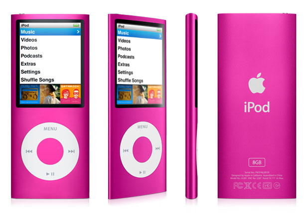 how to turn on icloud music library on ipod nano